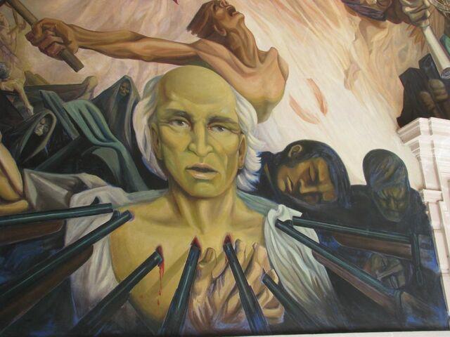 Fusilación de Hidalgo