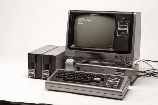 Tercera Generacion de Computadroas