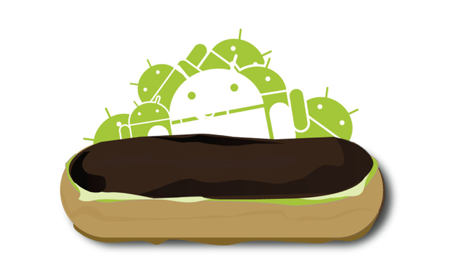 Android Eclair 2.0 - 2.1