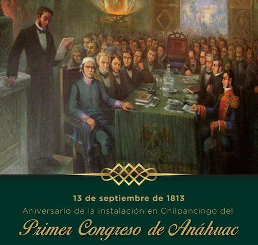 Morelos convoca el primer Congreso Independiente.