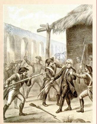 Morelos fue derrotado, hecho prisionero y fusilado.