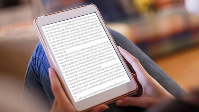 Se publica el primer libro digital