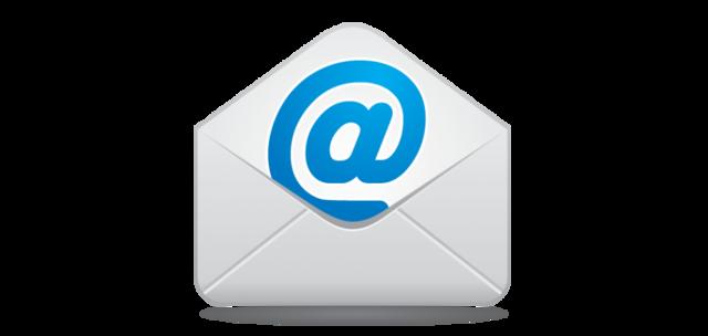 Se crea el correo electrónico