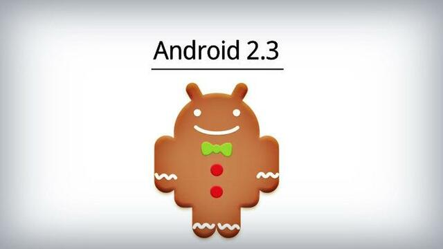 Gingerbread 2.3 - 2.3.7