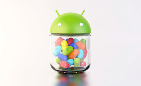 Jelly Bean 4.1 - 4.3.1