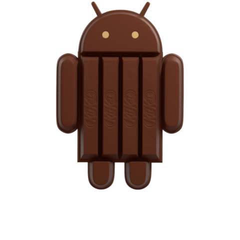Android KitKat 4.4 - 4.4.4