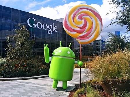 Android Lollipop 5.0 - 5.1.1