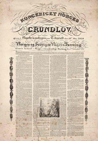 Norges grunnlov