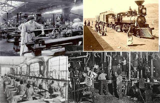 Revolución Industrial (1760-1840)