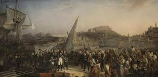Napoleón abolió el Sacro Imperio Romano Germánico.
