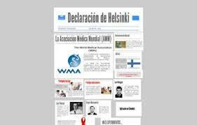 Declaración de Helsinki