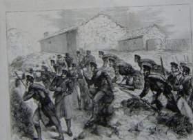 La Batalla de Las Carreras