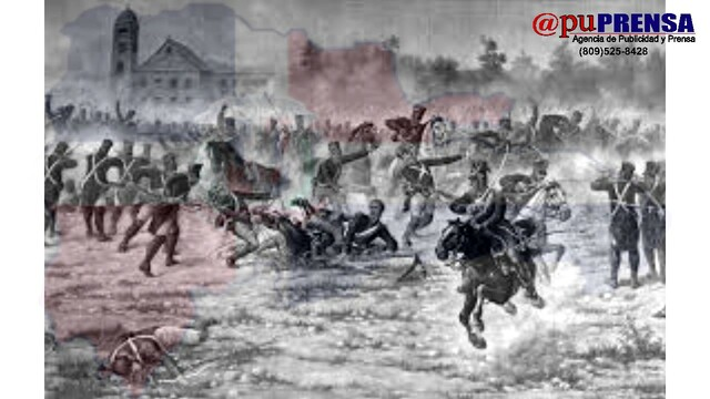 La Batalla de Santomé