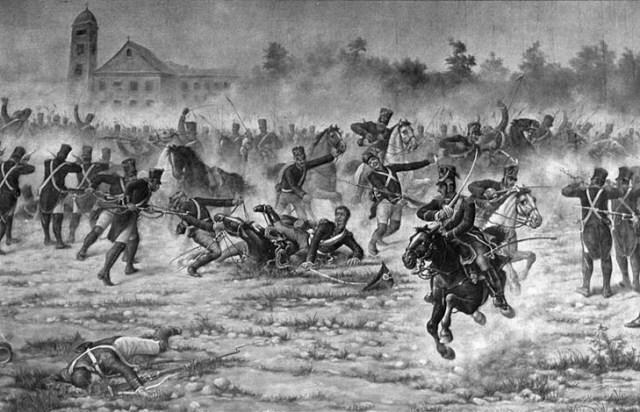 La Batalla de Cambronal