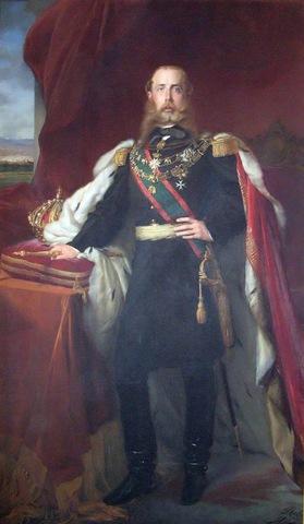 Fin del Imperio de Maximiliano