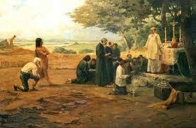CHEGADA DOS PADRES DA COMPANHIA DE JESUS