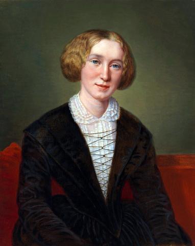 Gorge Eliot- victorian period