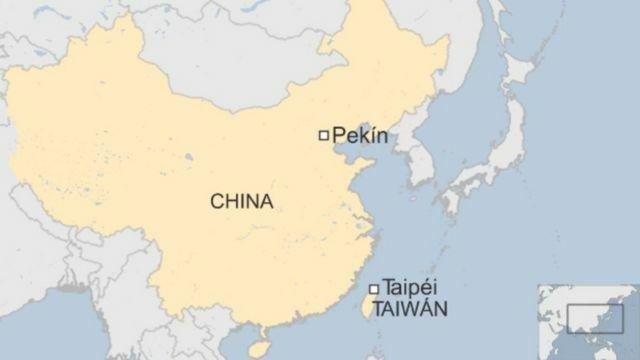 Reunificación China