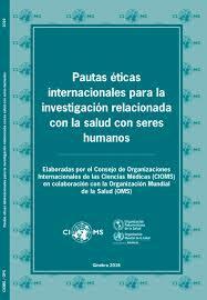 Elaboración de las Pautas Internacionales