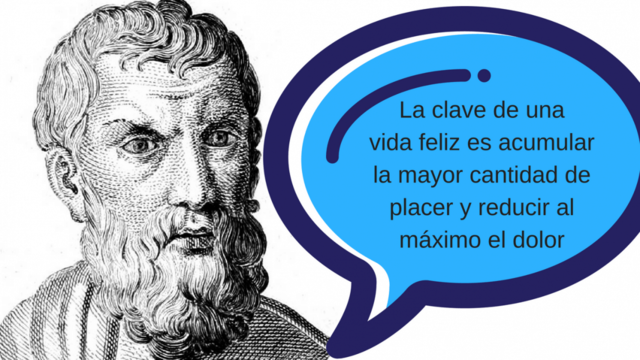 La vida y la felicidad en la ética de Epicuro - Filosofía clásica.