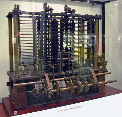 Diseño del primer computador digital