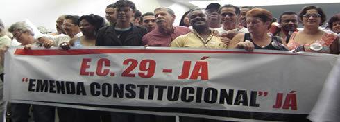 Emenda Constitucional nº29 de 2000