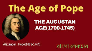 The Augustan Age(1700-1745)