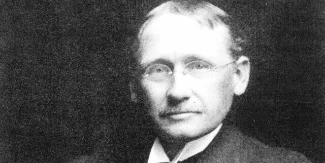 Teoría de la administración científica por Frederick Winslow Taylor (1856-1915)