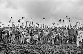 Expedición de leyes agrarias para la población campesina