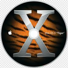 Mac OS X Tiger 10.4 - 10.4.11