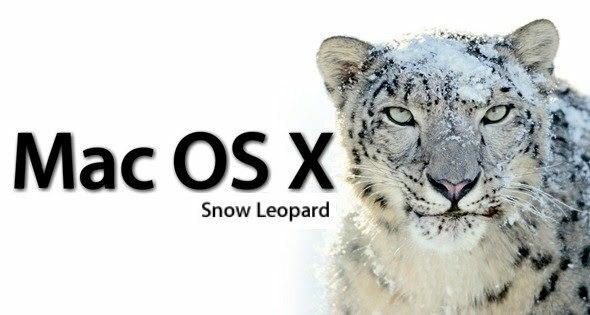 Mac OS X Snow Leopard 10.6 - 10.6.8