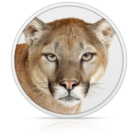 OS X Mountain Lion 10.8 - 10.8.5