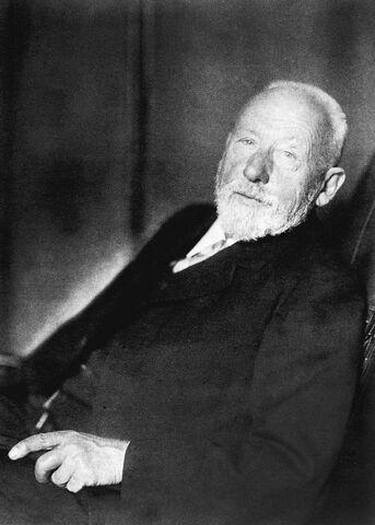 1883 - Wilhelm Dilthey