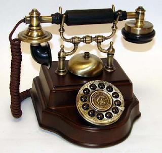 EL TELÉFONO DE DISCO