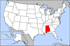 Alabama, EE.UU.