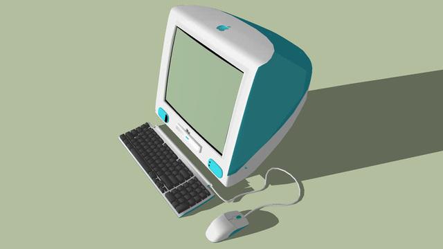 SE LANZA LA iMac