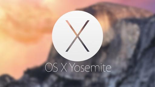 OS X Yosemite 10.10 - 10.10.5