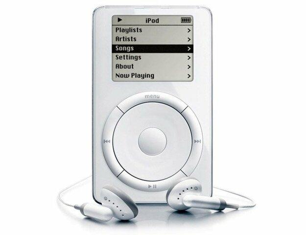 SE LANZA EL iPod