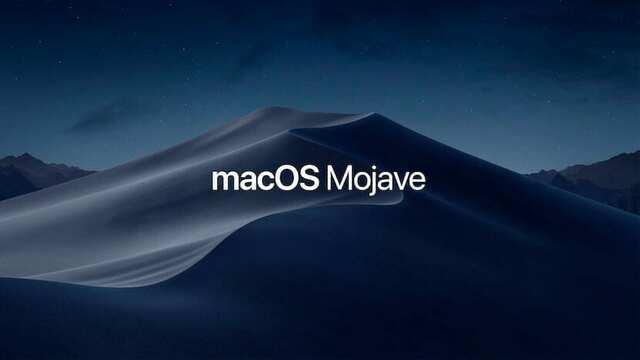 macOS Mojave 10.14 -10.14.6