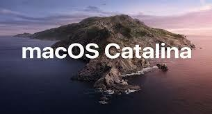macOS Catalina 10.15 -10.15.7