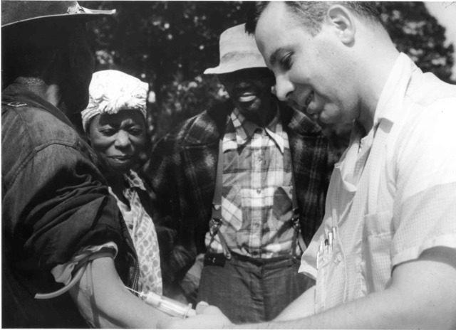 Estudio de sífilis de Tuskegee