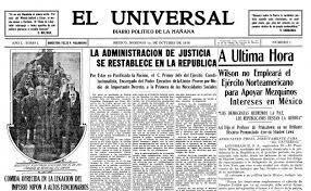 El Universal.