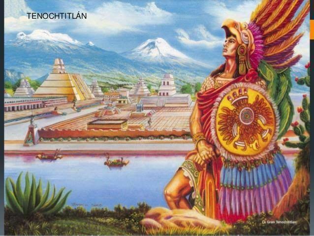 Mesoamérica - Características.