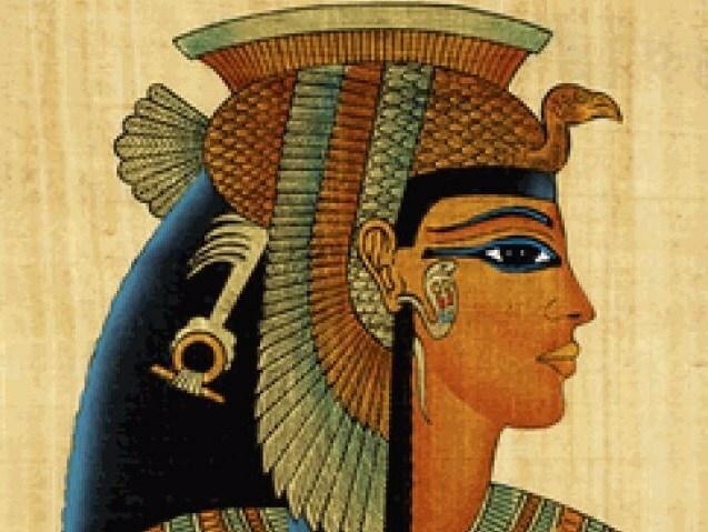 CLEOPATRA EGIPTO