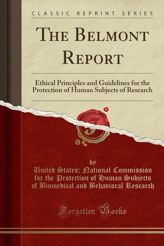 National Commission for the Protection of Human Subjets of Biomedical and Behavioral Research