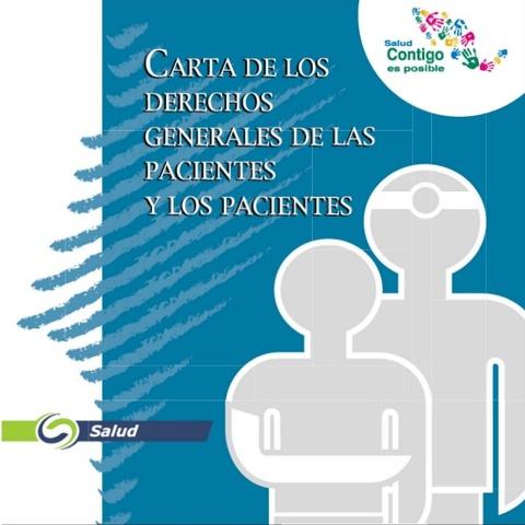 La Primera Carta de Derechos de los Pacientes