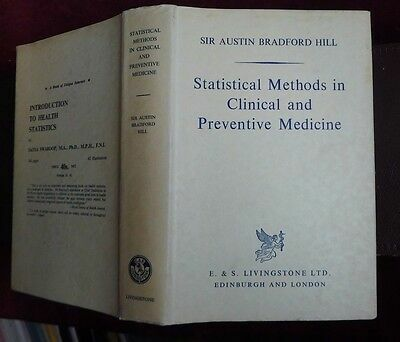 "se puse publica el libro ""Statistical Methods in clinical and preventive medicine"""