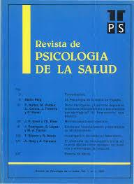 Aparece en España la la Revista de Psicología de la Salud