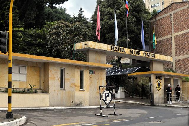 Se consolida el equipo de trabajo del  Hospital Militar en Colombia