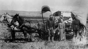 Congress passes the Homestead Act.